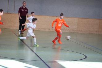 U9 vs Gattendorf 09