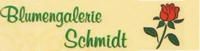 Blumengalerie Schmidt